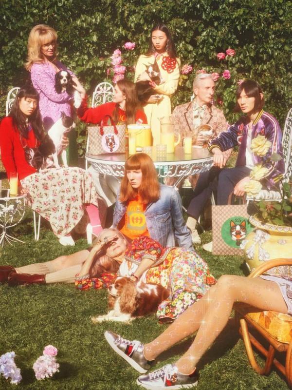 Capsule kolekcija modne kuće Gucci posvećena psima