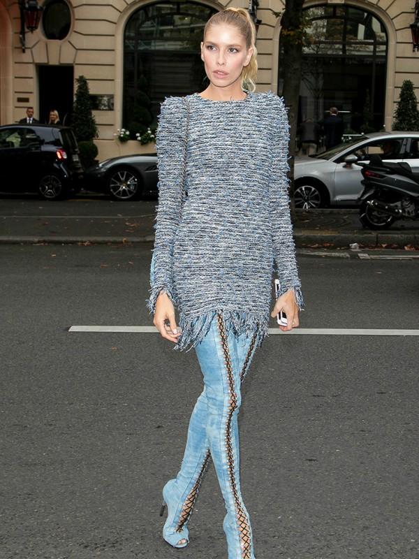 10 haljina od tvida koje nikada neće izaći iz mode
