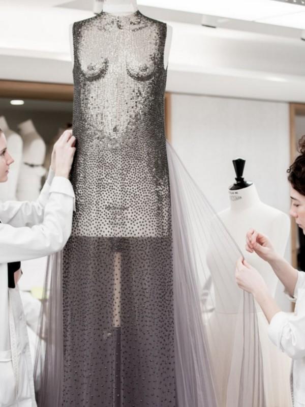 Njegove tajne: ovako nastaju bajkovite Dior haljine