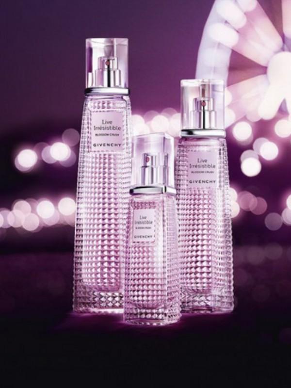 Givenchy je predstavio novi miris Live Irrésistible Blossom Crush
