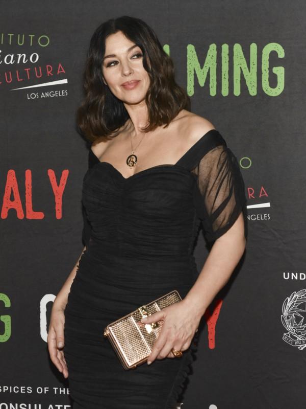 Monika Beluči na Festivalu italijanskog filma u Los Anđelesu
