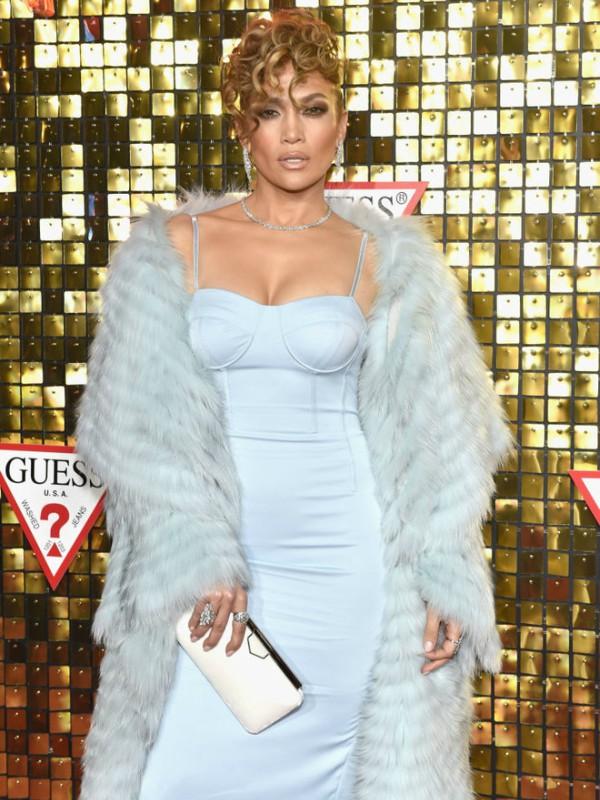 Like a Diva: Dženifer Lopez na Guess zabavi u Njujorku