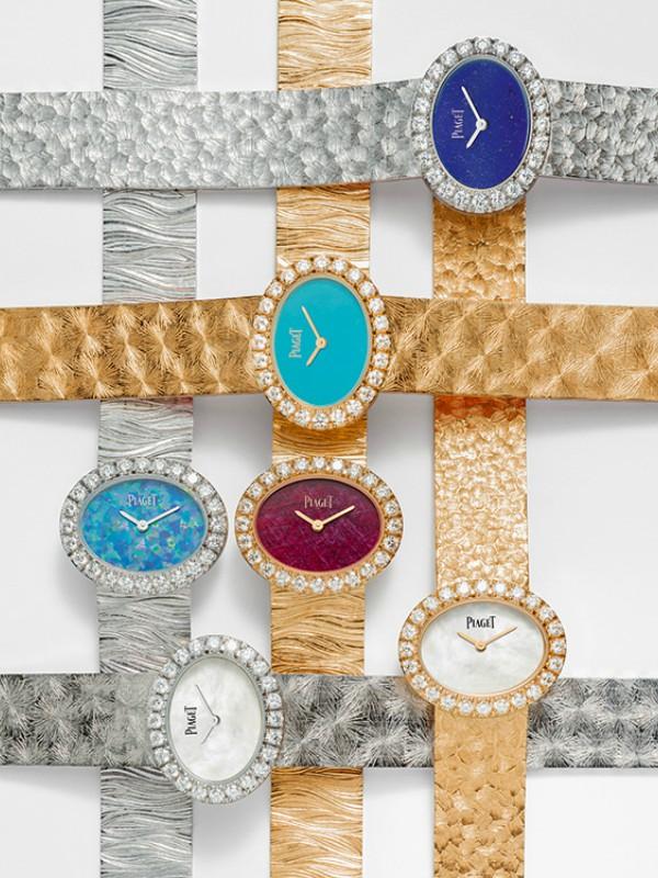Graviranje i dragulji: novi Piaget satovi