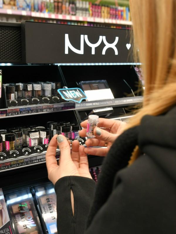 Šminka NYX Professional Makeup od sada u Lilly drogerijama