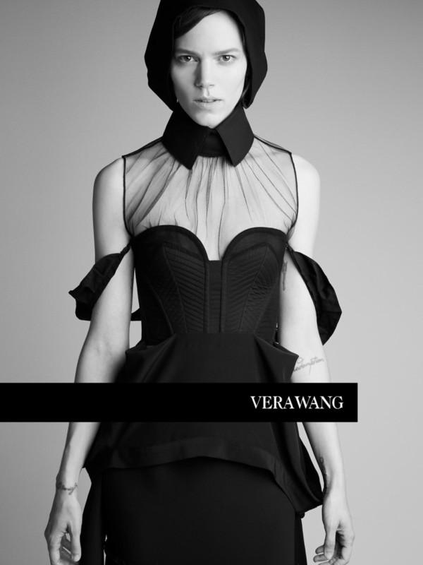 Priča o spremačici: reklamna kampanja Vera Wang proleće/leto 2018