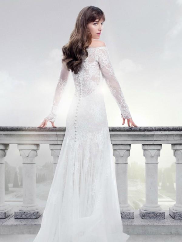 Ko je kreirao venčanicu Anastasije Stil