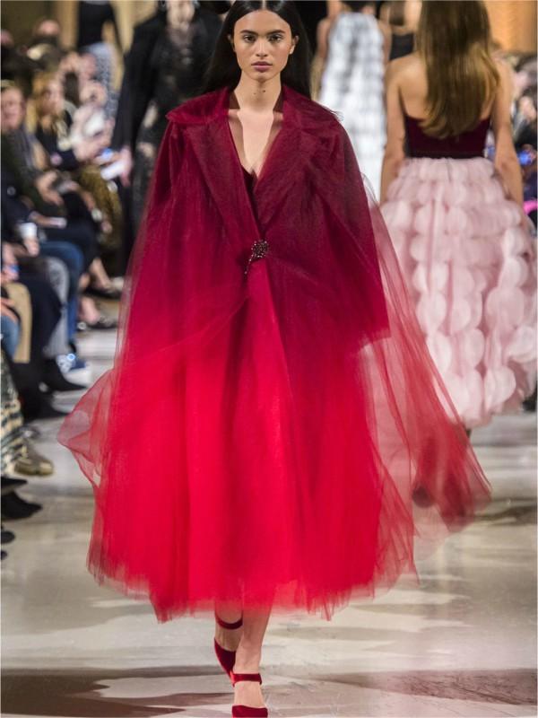 Čarobne haljine - kolekcija Oscar de la Renta na NYFW