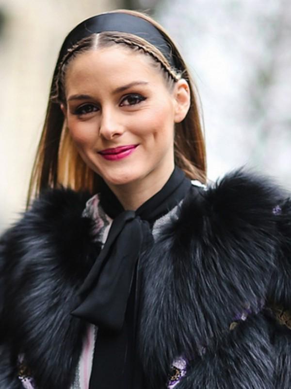 Naučite od Olivije Palermo: kako nositi haljinu tokom zime