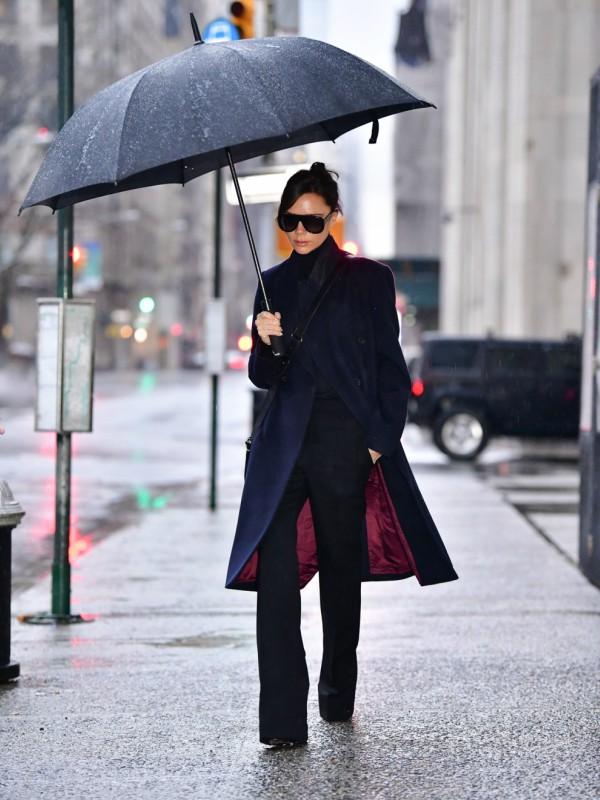 Viktorija Bekam - savršena garderoba za svaki dan