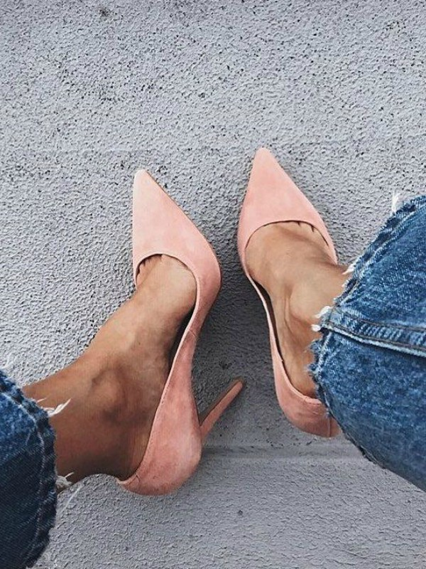 Ružičaste cipele za moderne princeze