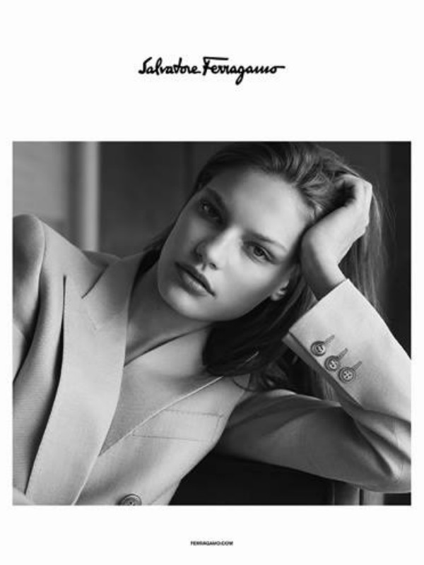 Salvatore Ferragamo – reklamna kampanja proleće/leto 2018