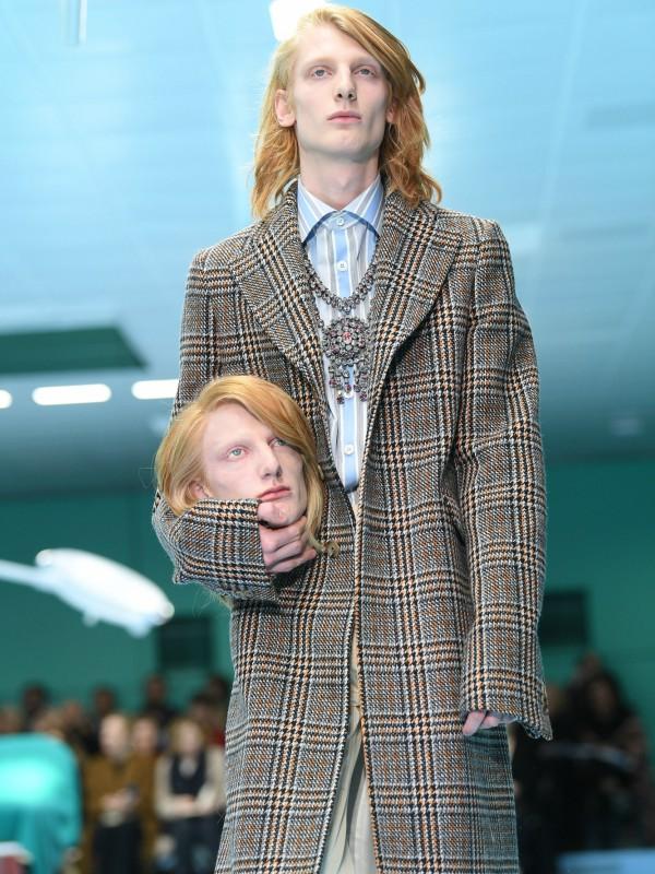 Gucci kolekcija na Nedelji mode u Milanu