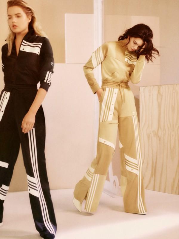 Kendal Džener - lice nove kolekcije adidas Originals
