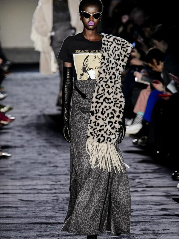Klasika 80-ih: kolekcija Max Mara na Milan Fashion Week-u