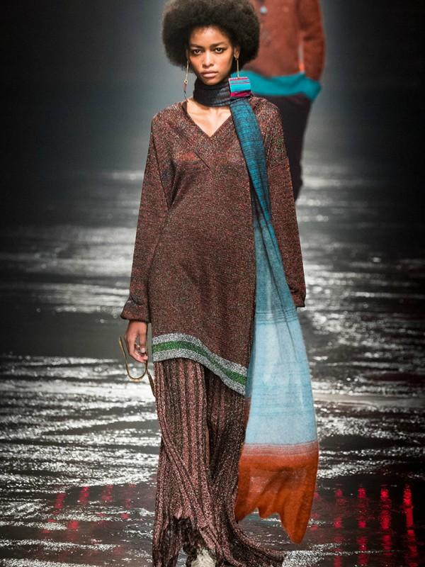 Za toplu i udobnu jesen – kolekcija Missoni na Nedelji mode u Milanu