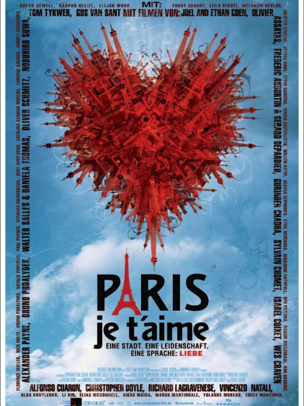 5 najboljih filmova o Parizu