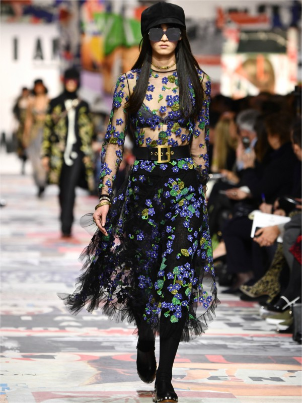 U Parizu predstavljena kolekcija Dior jesen/zima 2018/19