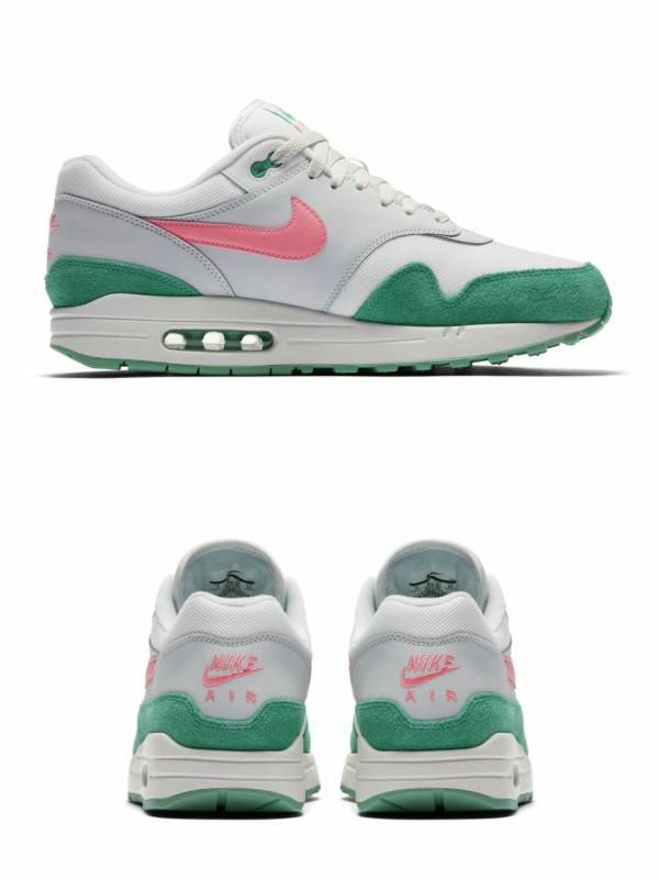 """Nove Nike Air Max 1 u boji sočne """"lubenice"""""""