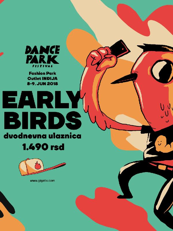 U prodaji ulaznice za Dance Park festival