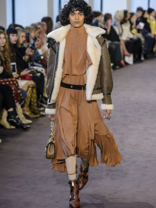 Paris Fashion Week: Chloe jesen/zima 2018/19