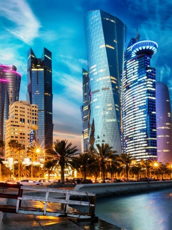 Hiljadu i jedna noć u Dohi