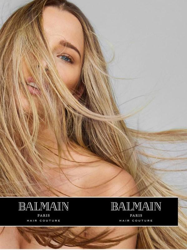 Balmain Hair Couture proleće/leto 2018