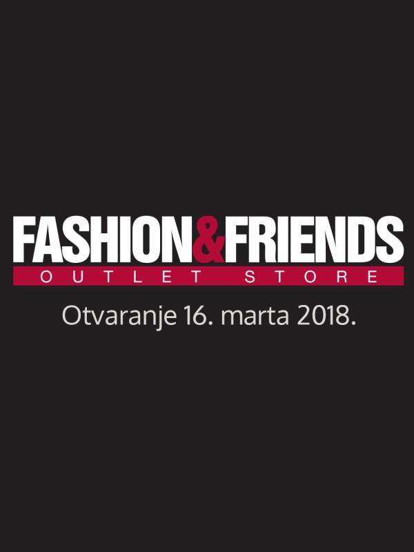 Otvara se prvi Fashion&Friends outlet u Inđiji