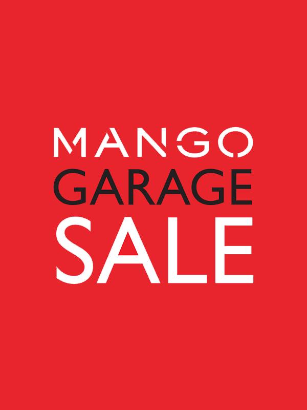 Mango Garage Sale u Inđiji - prolećna moda već od 390 RSD