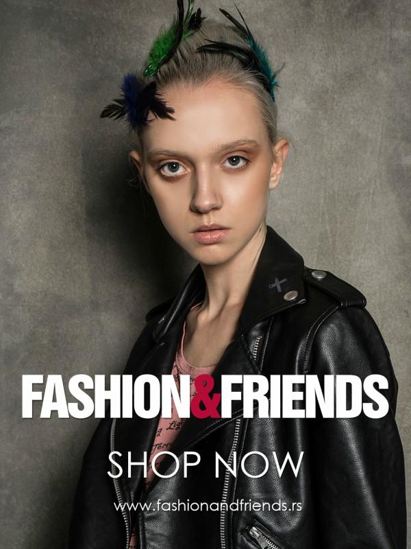 Lansiran Fashion&Friends online shop