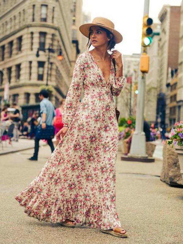 Cvetne haljine koje su nam potrebne ove sezone