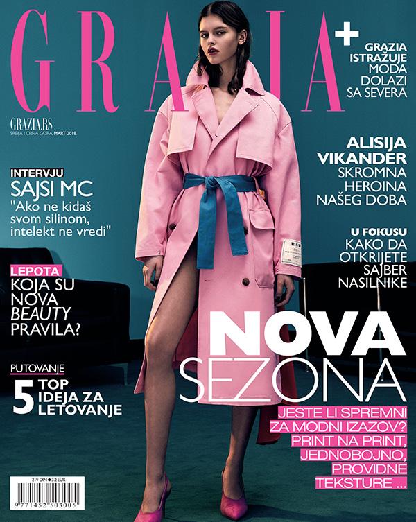 Grazia MART 2018
