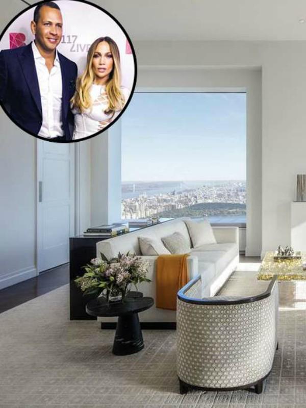 Zavirite u novi luksuzni stan Dženifer Lopez i Aleksa Rodrigeza