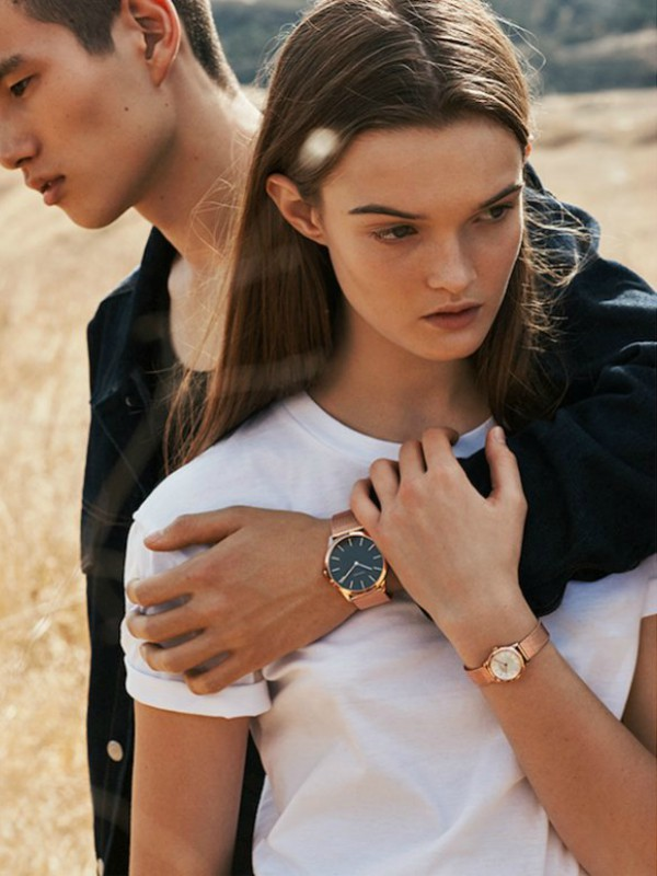 Kampanja Calvin Klein Watches & Jewelry 2018