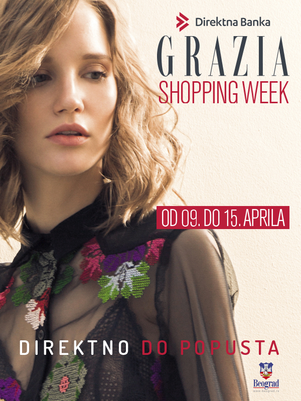 Prvi Grazia Shopping Week u Beogradu