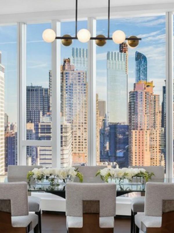 Novi stan Brusa Vilisa i Eme Heming u Njujorku
