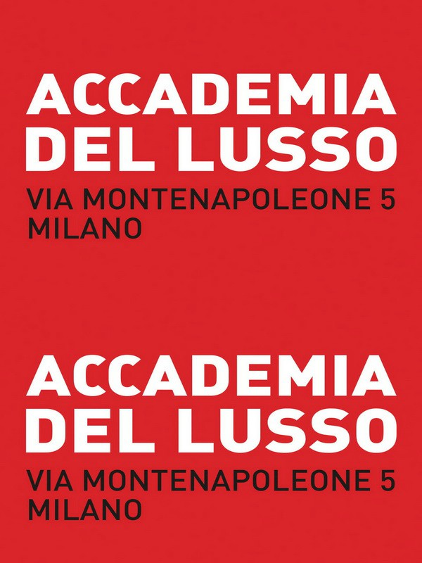 Grazia & Accademia del Lusso konkurs  - osvojite stipendiju za modne studije