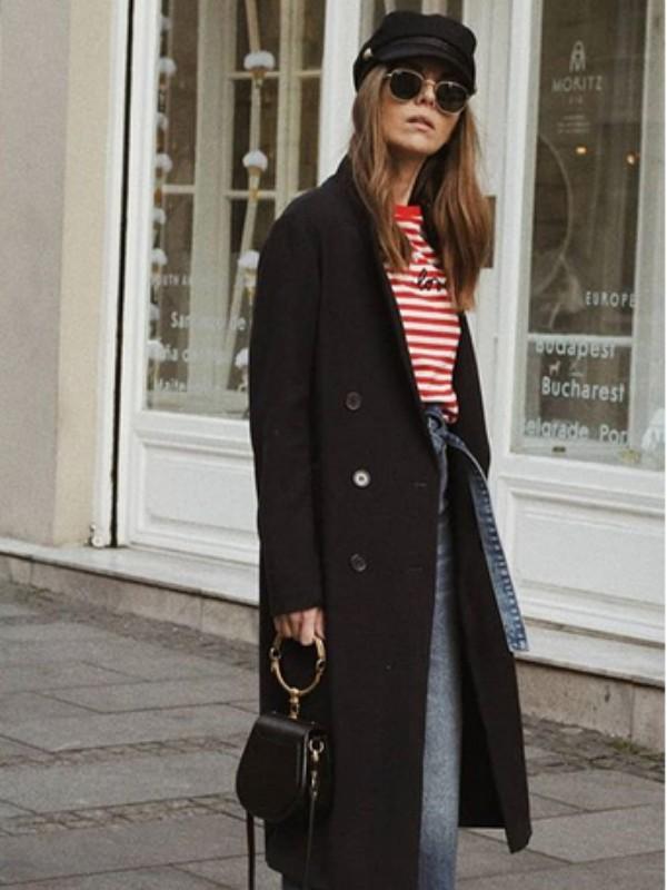 Modna blogerka Vanja Milićević