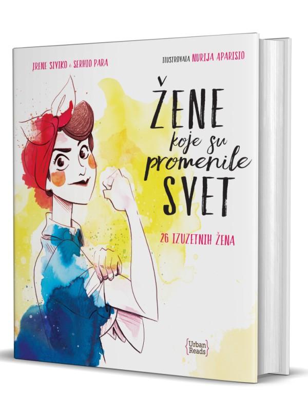 Knjiga - Žene koje su promenile svet