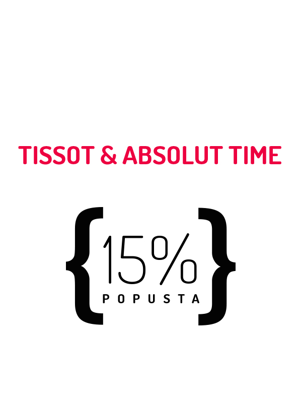 Tissot & Absolut Time
