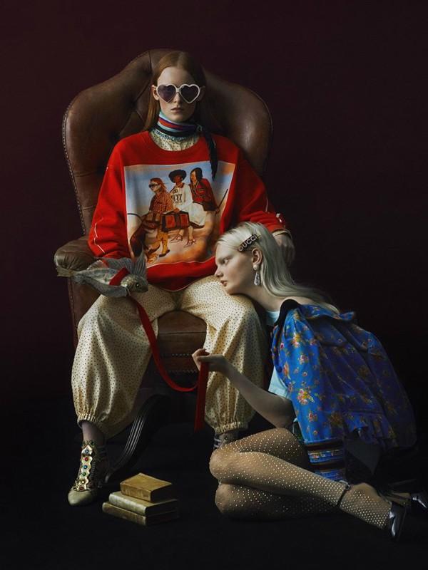 Nova saradnja Gucci & Ignasi Monreal