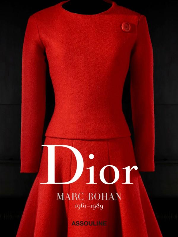 Nova knjiga Dior: nasleđe Marka Boana