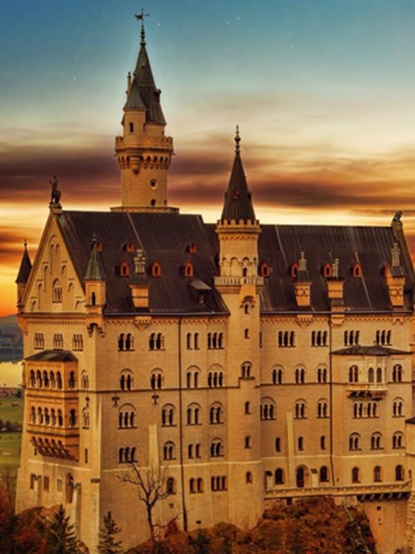 Putovanje: 3 neverovatna dvorca u Nemačkoj