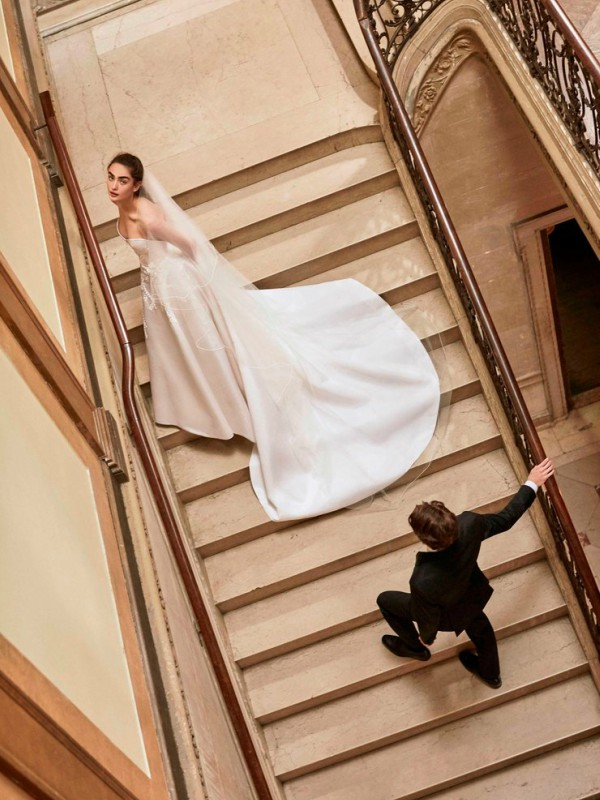 17 savršenih haljina za venčanje u lookbook-u Carolina Herrera