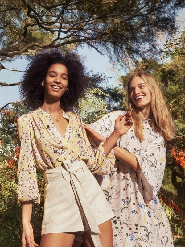 Chic Prints: H&M x Anna Glover – nova prolećna kolekcija
