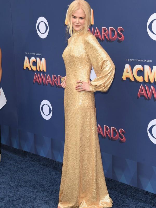 Nikol Kidman zasijala u haljini Michael Kors