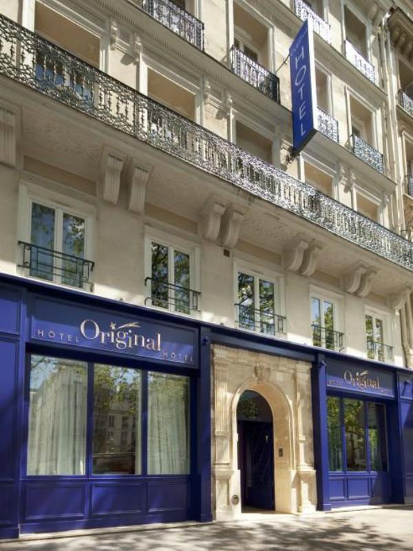 Hotel Original u Parizu – u glavnoj boji 2018.