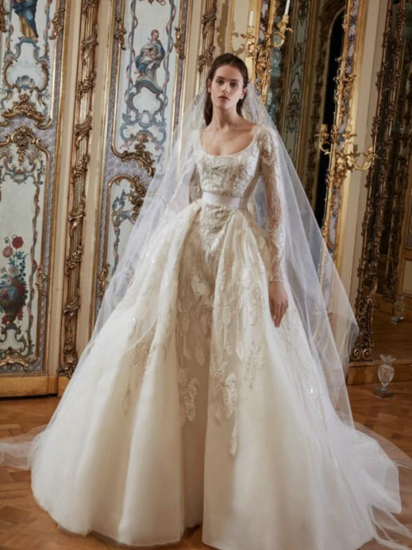 14 sjajnih venčanica iz nove kolekcije Elie Saab