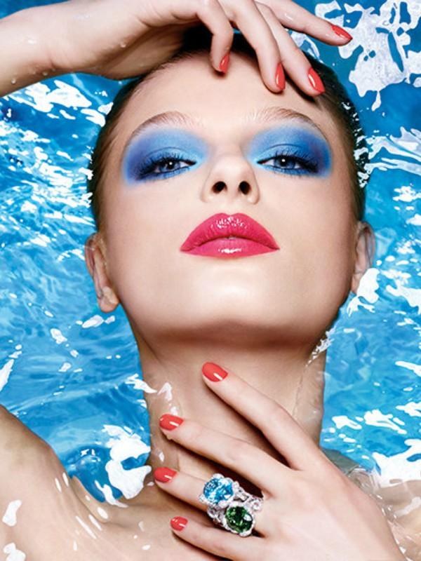 Nova makeup kolekcija - Dior Cool Wave 2018