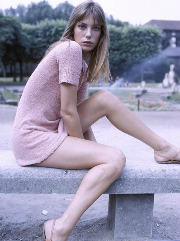 10 mini-haljina u stilu Džejn Birkin