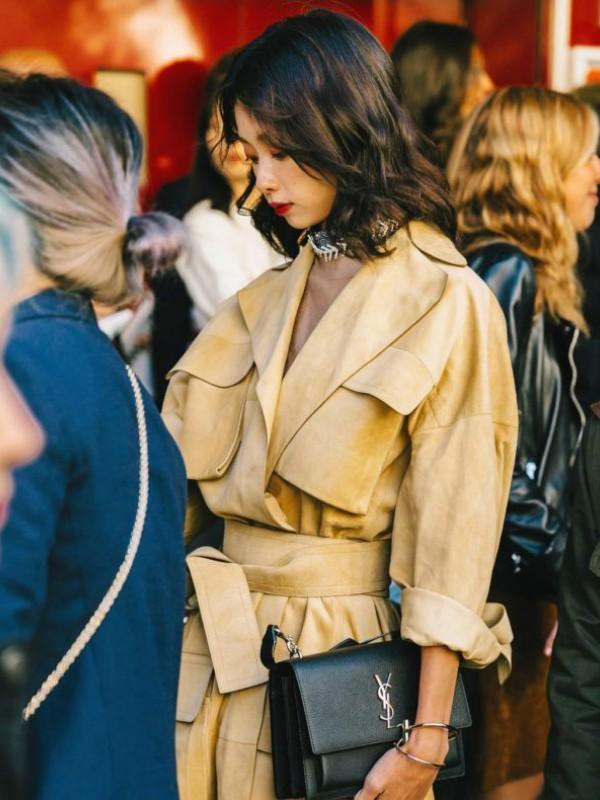 Prolećni trend – jakne sa pojasom u struku